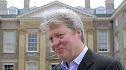 Patricia Sheridan's Breakfast With ... Charles, the ninth Earl Spencer
