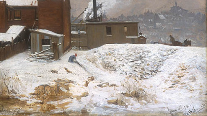 'Boyd's Hill' depicts a world of work in 1892 Pittsburgh
