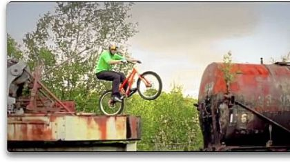 Best Web Video: Danny MacAskill