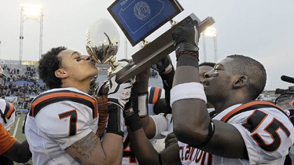 Clairton High sets record in becoming PIAA football champs