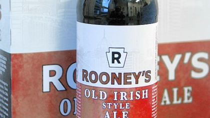 New life for an old label: Rooney's ale returns here after at least six decades
