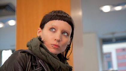 This 'Girl with the Dragon Tattoo' doesn't disappoint