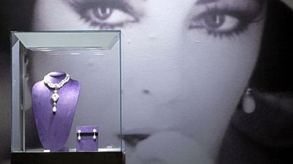 The Legendary Jewels of Elizabeth Taylor: on auction at Christie's