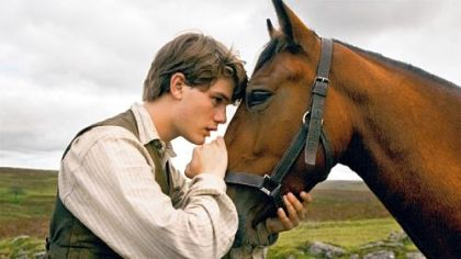 'War Horse' takes an inspiring journey into a bygone era