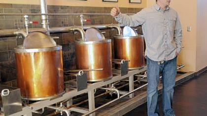 In Greenfield, BYOB: brew your own beer