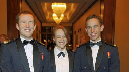 SEEN: All Service Academies Ball