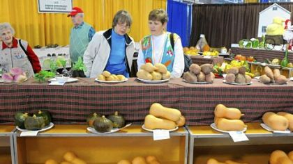 Pennsylvania Farm Show provides taste of rural life
