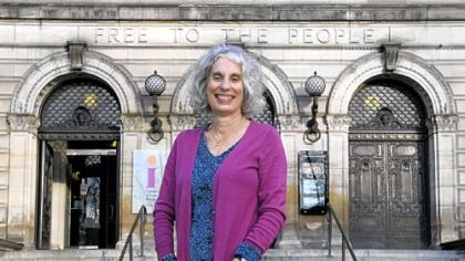 Person of interest: Mary Frances Cooper, new director of Carnegie Library of Pittsburgh