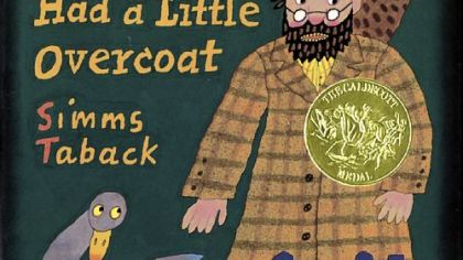 Children's Corner: Perusing one of Simms Taback's books a brush with greatness