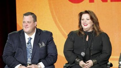 Working-class humor infuses Billy Gardell's humor