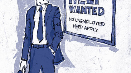 Efforts to protect jobless from hiring bias spur debate