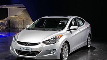 Hyundai awarded at Detroit auto show