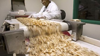 Co-operative's Calif. plant is almond purveyor to the world