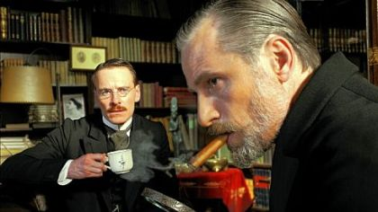 'A Dangerous Method' analyzes the twisted psychoanalytic trio of Freud, Jung and Spielrein