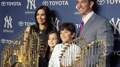 Posada forever will be a Yankee