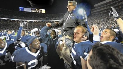 Movement aiming to rename Beaver Stadium in coach's honor