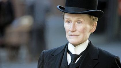 Glenn Close superb in gender-bending 'Nobbs'