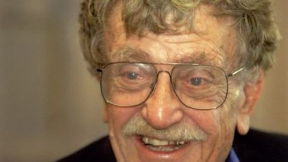 God bless you, Mr. Vonnegut: the biography of a Great American Writer