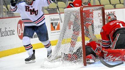No. 4 Ohio State hockey puts end to Robert Morris' streak
