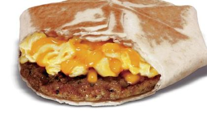 Taco Bell aims for breakfast market