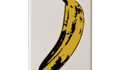 Velvet Underground vs. Warhol: Band goes to battle over a banana