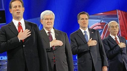 Heat's on as GOP candidates make their final pitch