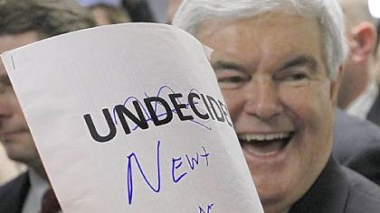 Gingrich gets decisive win in South Carolina primary