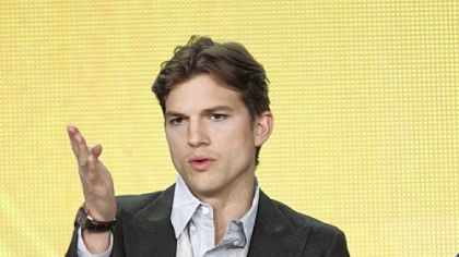 Kutcher, Lorre: 'Men' character continues to evolve