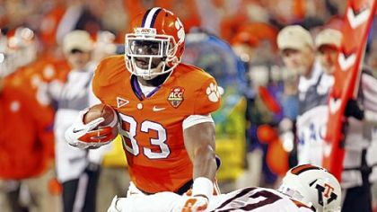 West Virginia Notebook: Clemson TE is not fooled by defense