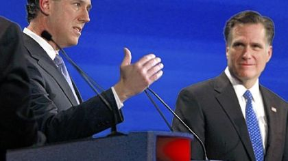Romney weathers attacks in South Carolina