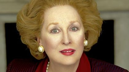 Meryl Streep proves Thatcher mantra that 'One's life must matter' in 'Iron Lady'