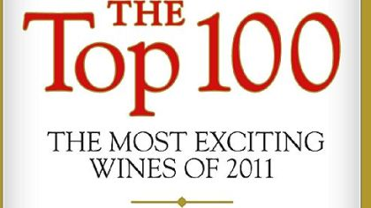 Wine Spectator's Top 100 Wines of 2011 (and the 13 you can buy in Allegheny County)