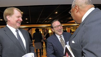 Martin Luther King Jr. Leadership and Diversity Awards given at Heinz Field Club East Lounge