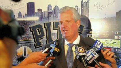 Pederson: Pitt seeking quicker exit from Big East