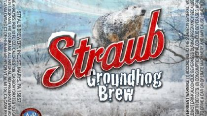 The Food Column: Celebrate Groundhog Day with a deja brew from Straub