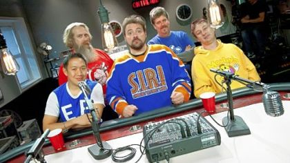 Laughs not written into the plot of 'Comic Book Men'