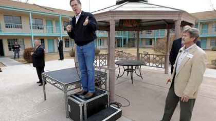 Santorum banking on a bounce-back today