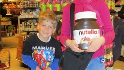 Food Feedback: Weighing in on Nutella