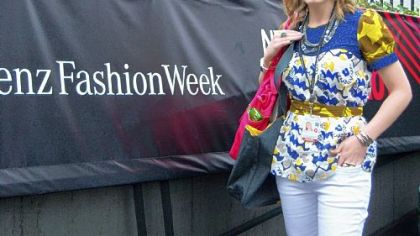 Faces of fashion: Backstage with three Pittsburghers at New York Fashion Week