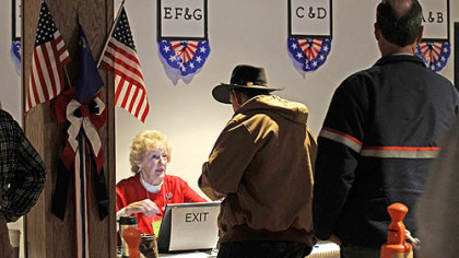 Nevada makes it mark with caucus votes for GOP presidential pick