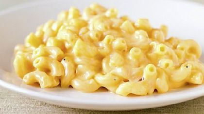 Stovetop Mac 'n' Cheese from the blog of Michelle Norris.