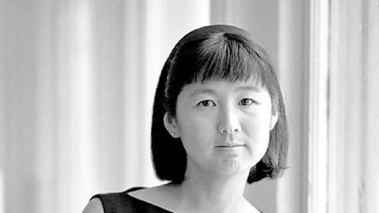 "Maya Lin -- ""I use technology, but the mark of the human hand is so much a part of it."""