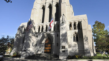 Calvary Episcopal Church in Shadyside may get historic label