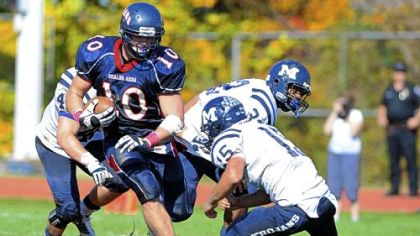 North Xtra: Wild recruiting saga ends for Shaler's Holtz