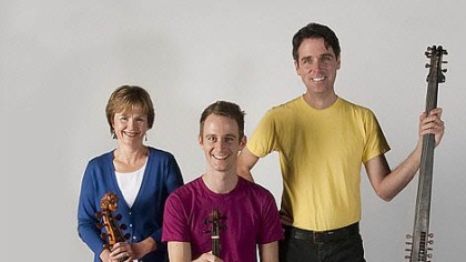 Chatham Baroque -- Patricia Halverson, Andrew Fouts, Scott Pauley -- will give two concerts this coming Saturday and Sunday.
