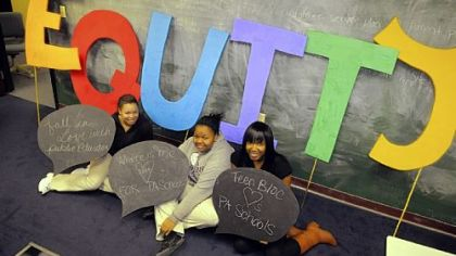 City students ask governor to make education a priority