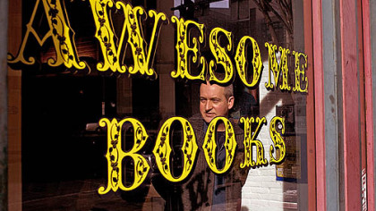 Downtown gains Awesome Books; Oakmont's Mystery Lovers Bookshop seeks buyer