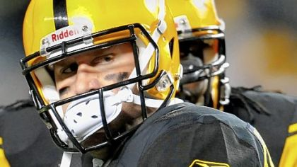 Roethlisberger getting ready for prime time