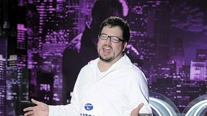 'American Idol' camera captures local singer Adam Brock