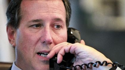 Rick Santorum is Romney's toughest challenge yet